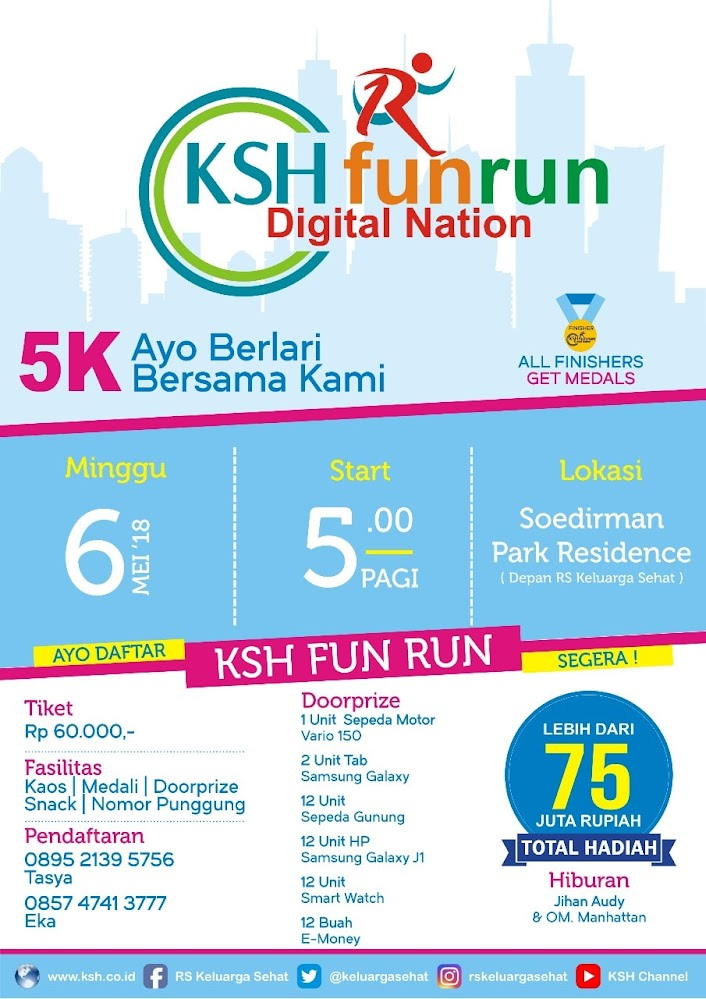 KSH Fun Run • 2018