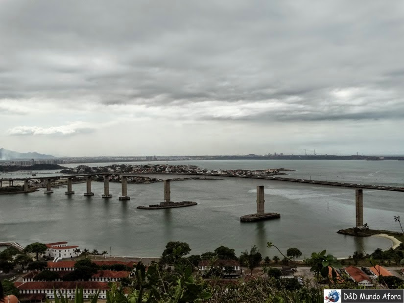 Terceira ponte - Vitória - Espírito Santo