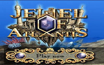 Jewel of Atlantis - Jeu de Match 3 sur PC