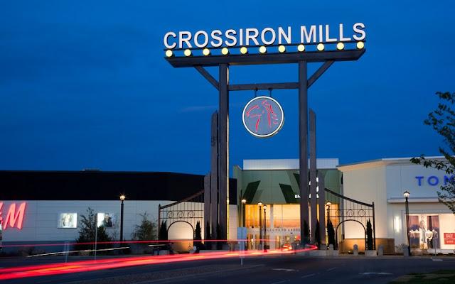 CrossIron Mills ao norte de Calgary