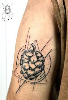 Tatuaje Cervecero de un Lúpulo