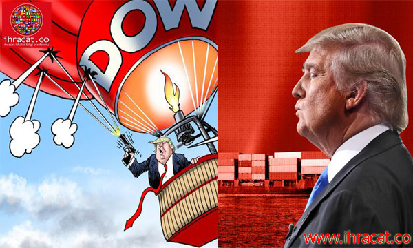 ticaret savaşları, trade wars