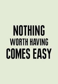 Life's not easy