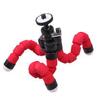 xiaomi yi gorilla gorillapod octopus polipo polpo tripod treppiedi supporto flessibile flex snodabile action cam video camera digitale dvr