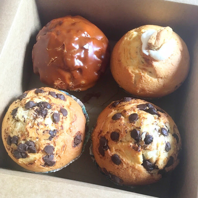 The best ever muffins