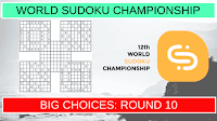 It contains the video of 10th round of World Sudoku Championhips 2017.