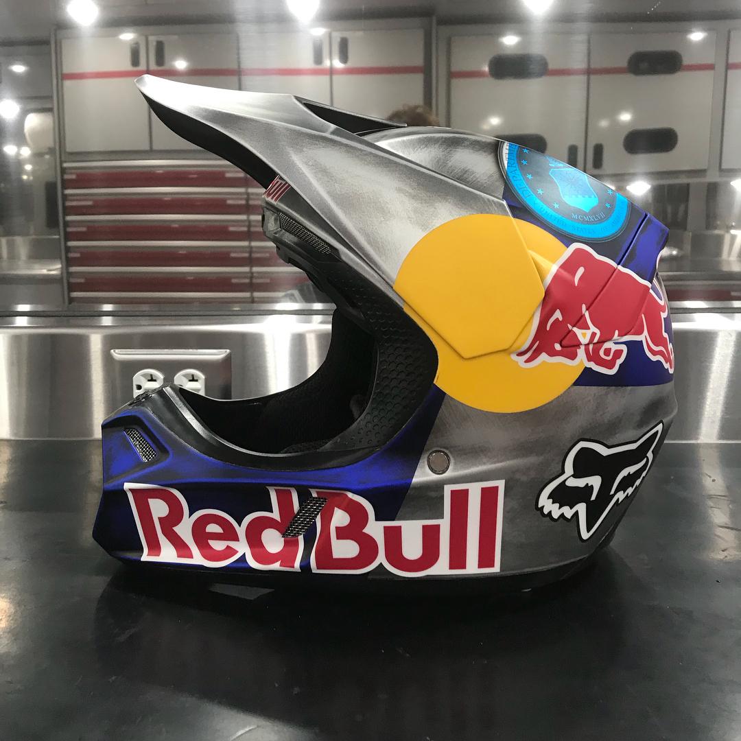 943f913ed Racing helmets garage fox roczen san diego airtrix jpg 1080x1080 Red bull  fox helmet