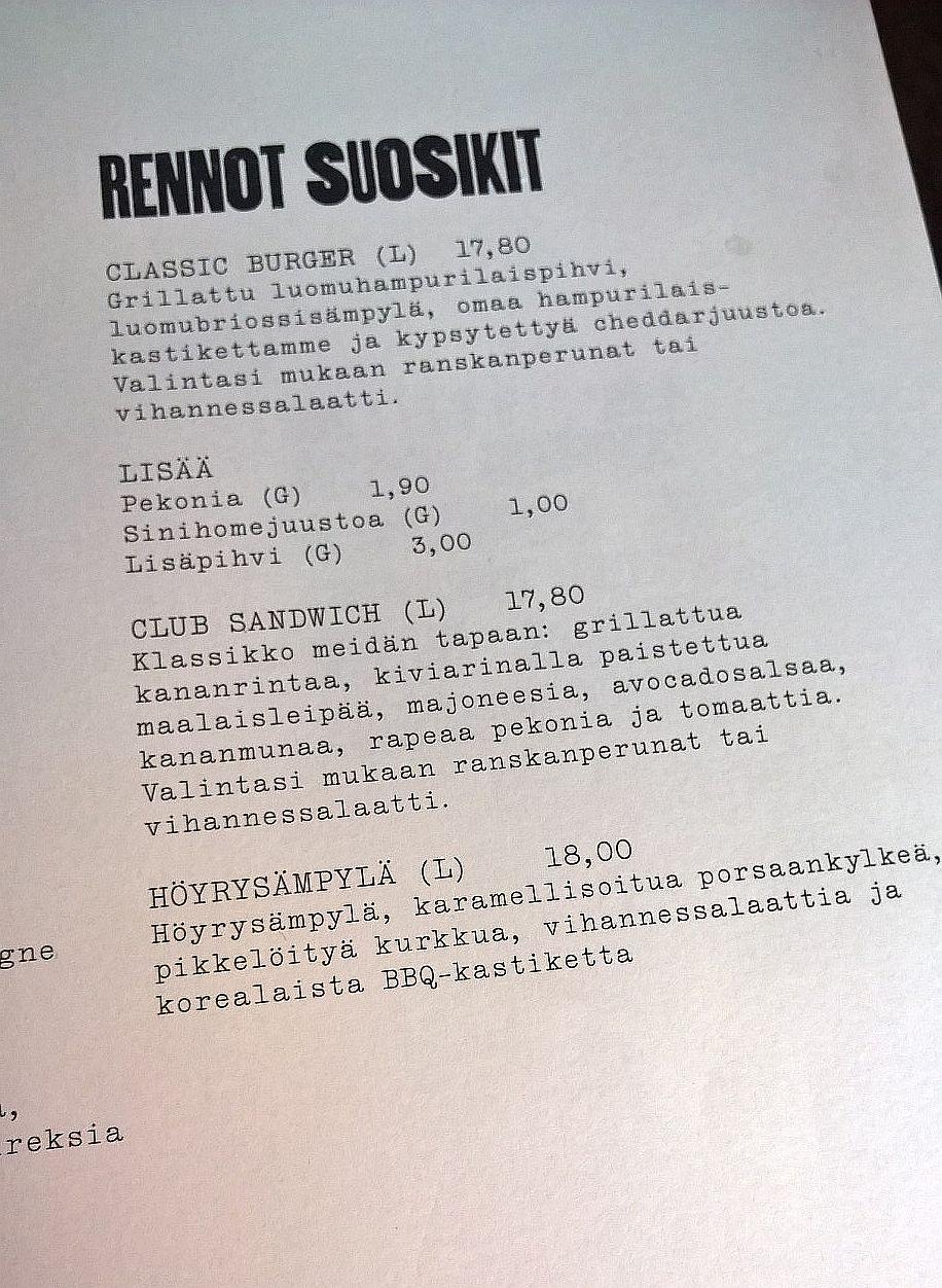 scandic colonial jyväskylä hampurilainen hampurilaistesti mallaspulla menu