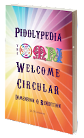 Piddlypedia 3D book