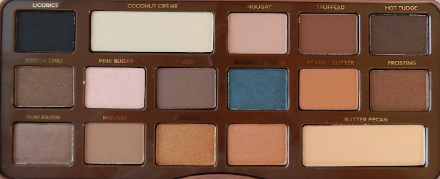 Too Faced Semi-Sweet Chocolate Bar