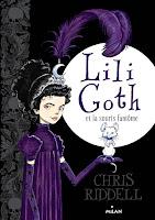 Lili Goth tome 1 de Chris Riddell