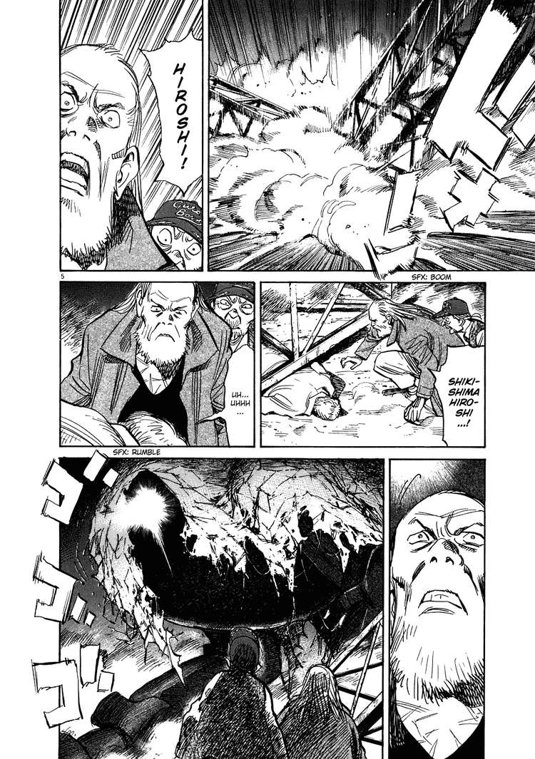 20th Century Boys chapter 244 trang 17