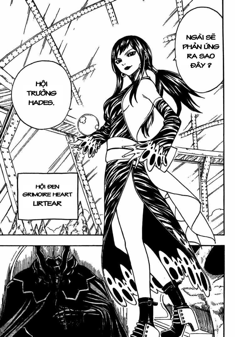 Fairy Tail Chap 132
