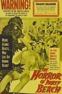 Watch The Horror of Party Beach Online Free in HD