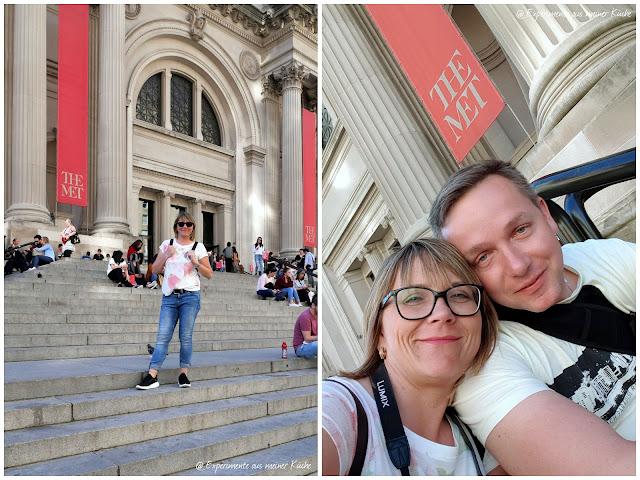 New York - Uptown Manhattan   Reisen   USA   Städtetour   Citytrip   MET