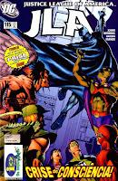 Liga da Justiça da América #115