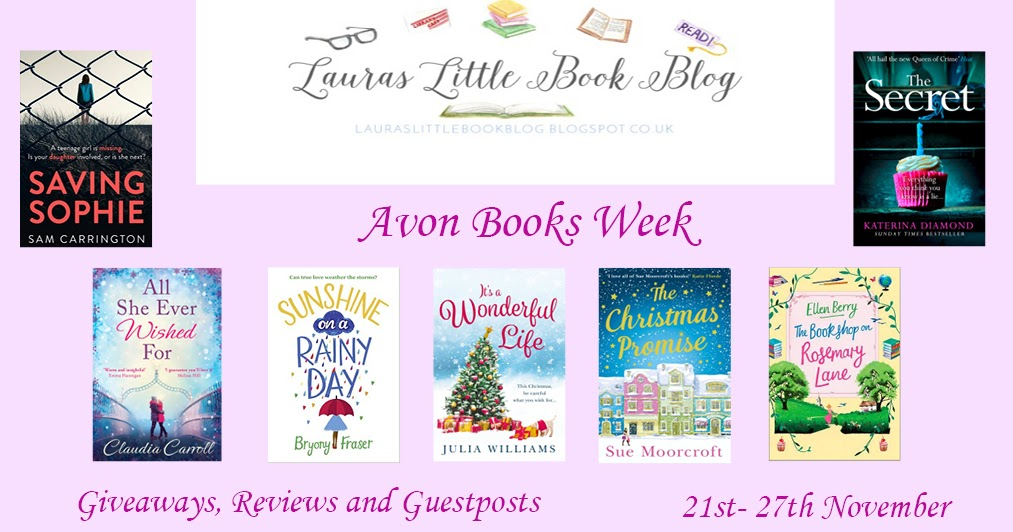 The Christmas Promise Book.Laura Patricia Rose Avon Books Week Day Five The Christmas