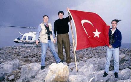 τούρκικη σημαία στην κρίση των ιμίων