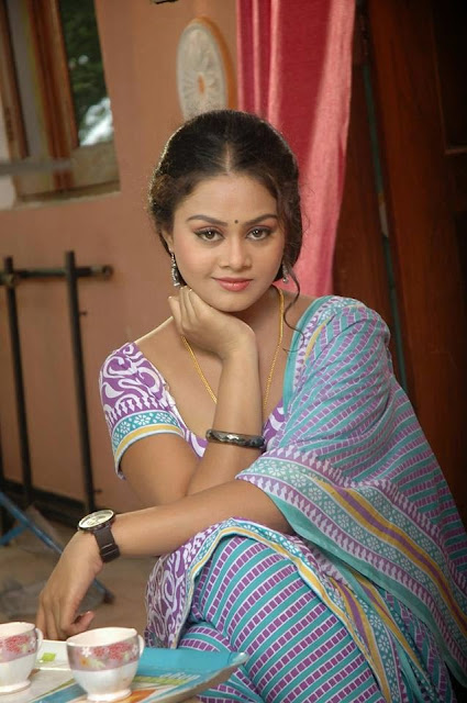 Bhojpuri Actress Tanushree Chatterjee