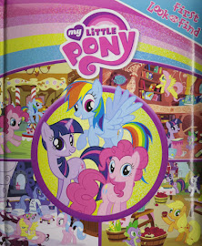 MLP First Look and Find Book Media
