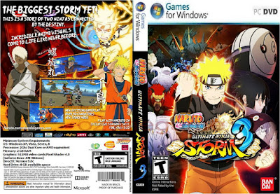 Naruto Shippuden 3 Game For PC