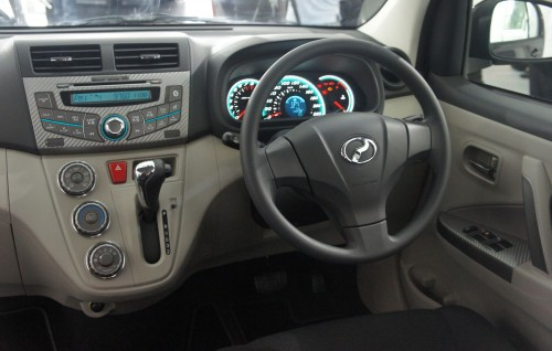 Gambar Harga Spec Perodua Myvi Baru 2011