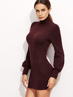 https://es.shein.com/Burgundy-Turtleneck-Bishop-Sleeve-Ribbed-Bodycon-Dress-p-324632-cat-1727.html?aff_id=8741