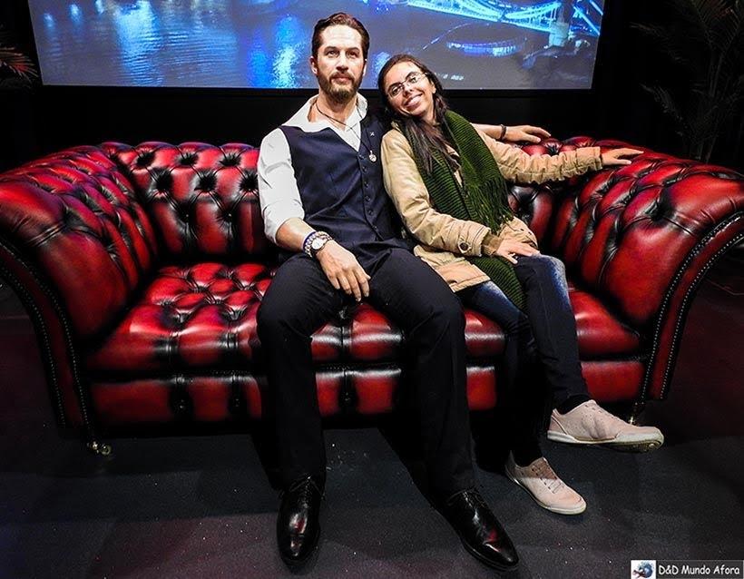 Tom Hardy - Madame Tussauds: Como visitar o museu de cera de Londres