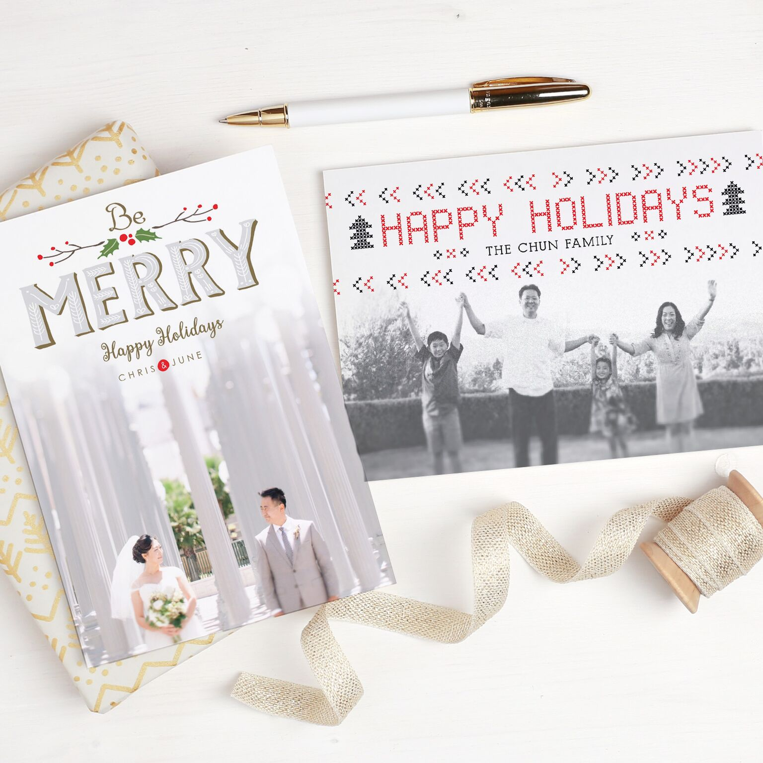 Custom Holiday Party Invitations and Cards by Basic Invite