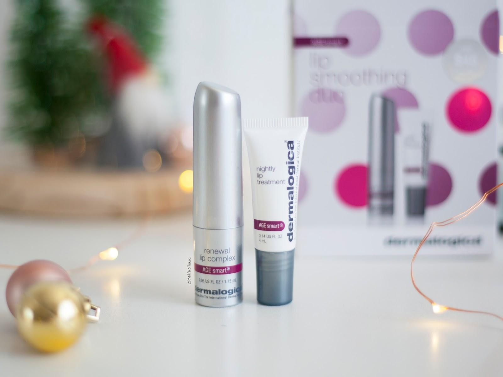 Dermalogica Christmas Lip Set