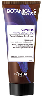 L'Oreal Botanicals Fresh Care opinion camelina