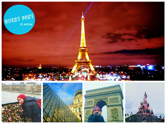 Paris in 7 days + food guide!