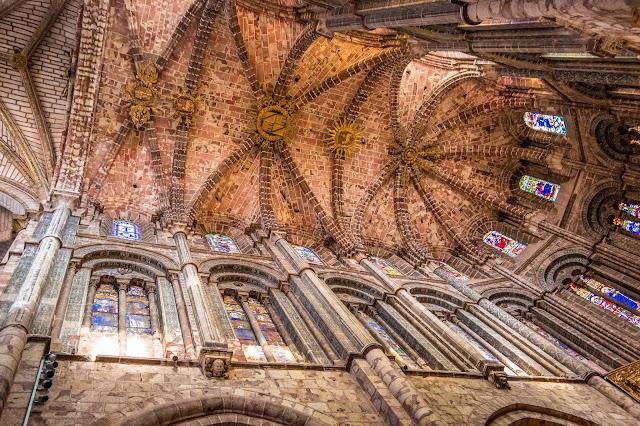 España, Castilla y León, Ávila, Catedral de Ávila