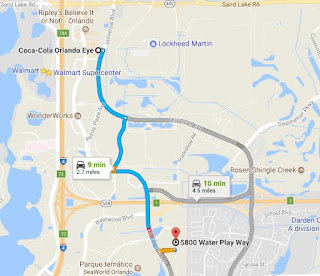 Como llegar a Aquatica Tampa Bay Florida