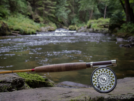Grayling on the Fly: Midsummer Kamenice