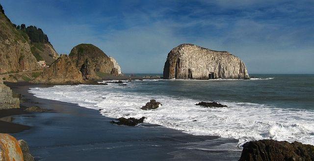 Playas de Constitución (Chile)