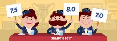 Sistem penilaian dalam SNMPTN 2017