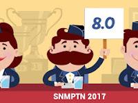 Nilai Mata Pelajaran yang di Seleksi dalam Proses SNMPTN