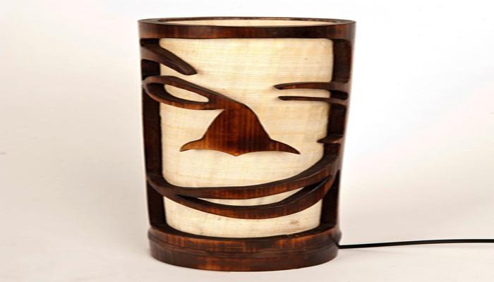 Cara Membuat Lampu Hias Dari Bambu