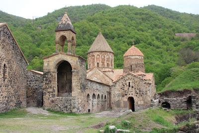 Велопоход «Армения-2017»