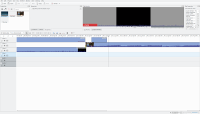 Problems with KDEnlive video editor.
