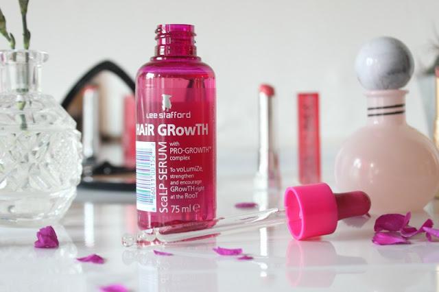 Lee Stafford Hair Growth Scalp Serum Review