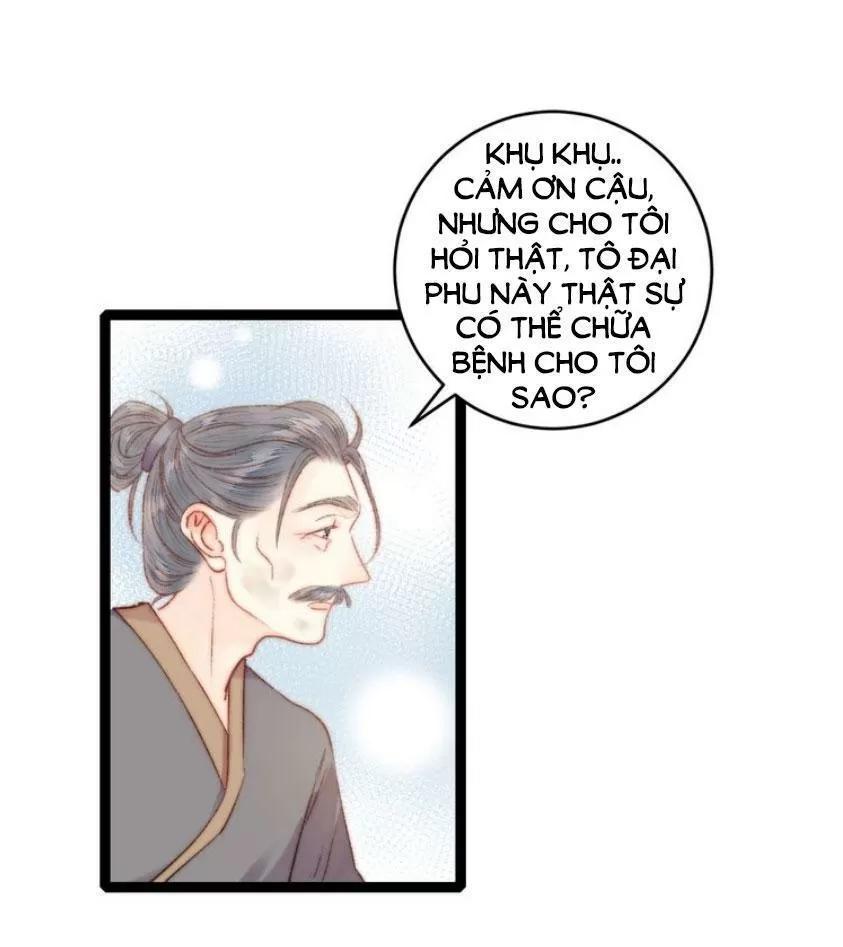 Nàng Phi Cửu Khanh - Thần Y Kiều Nữ chap 58 - Trang 12