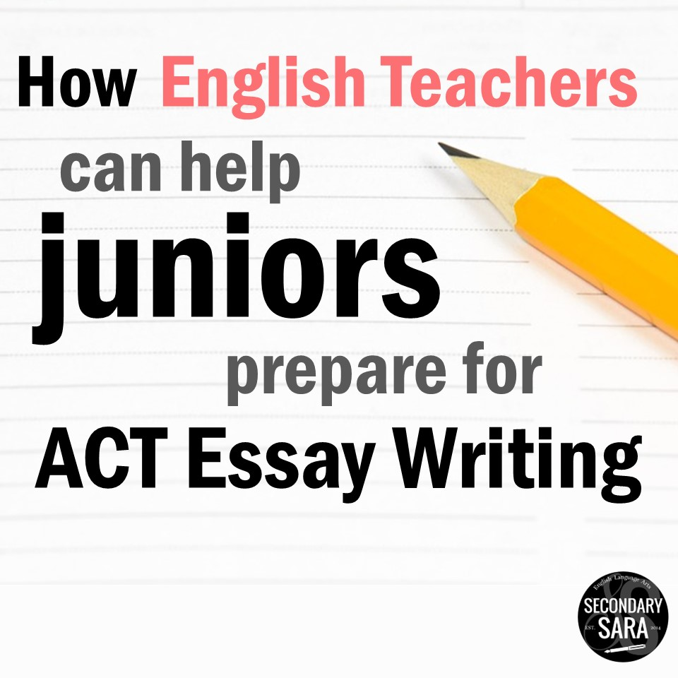 Act essay writing help