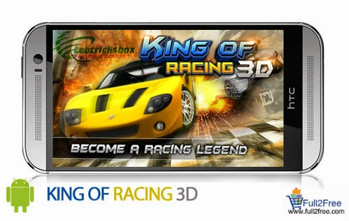 Android Game : King Of Racing 3D