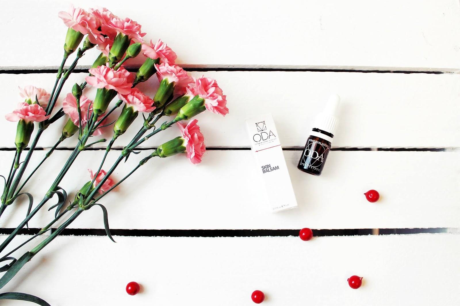 Unikatowy produkt SOS: czyli Skin Balsam ODA.