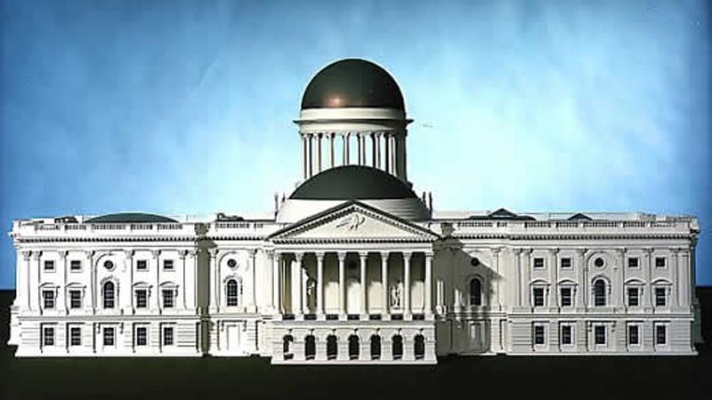 """Резултат с изображение за """"Провежда се първото заседание на Конгреса на САЩ във Вашингтон."""""""""""