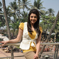 Kajal at special 26 promotion