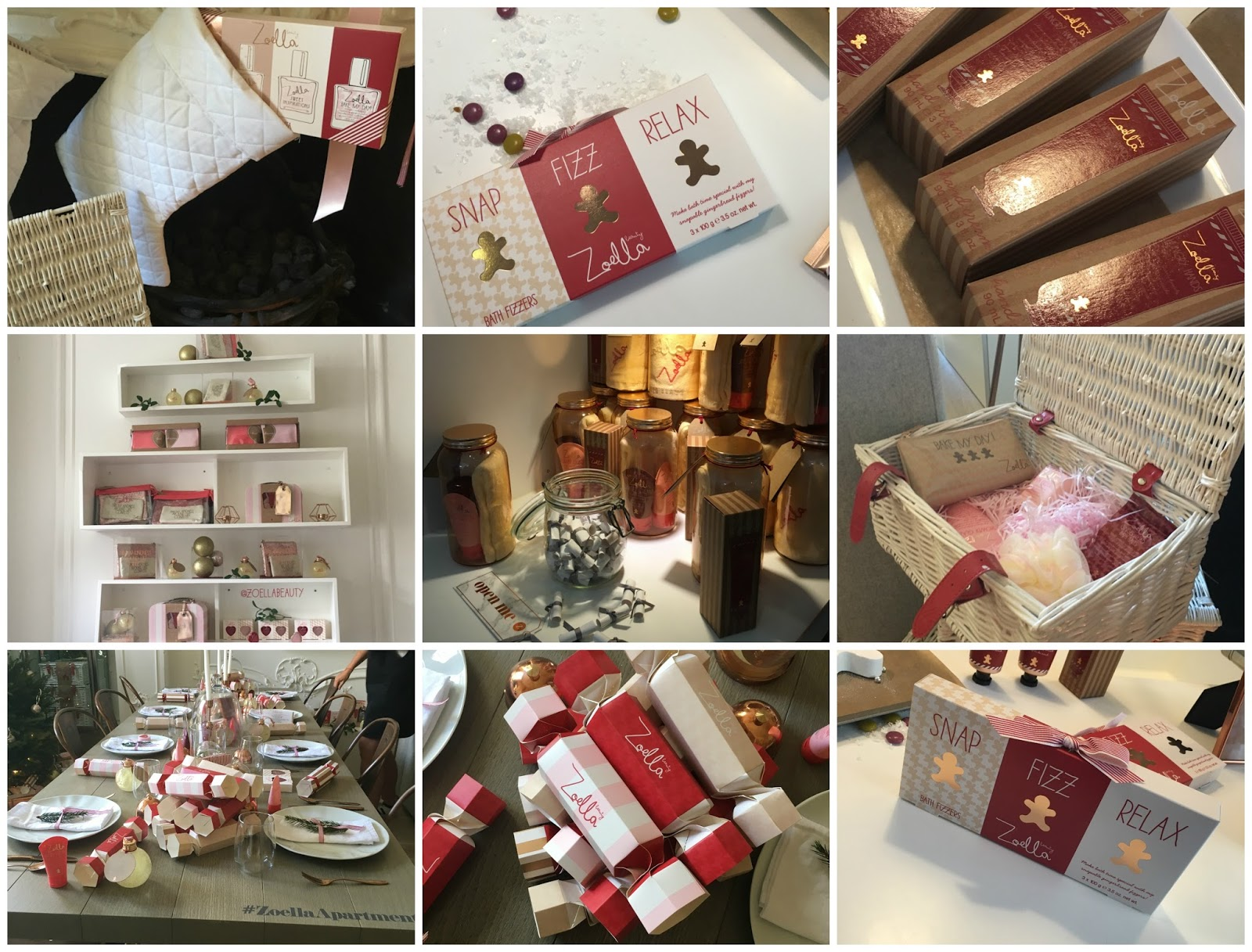 Zoella Apartment Christmas Gifting Image