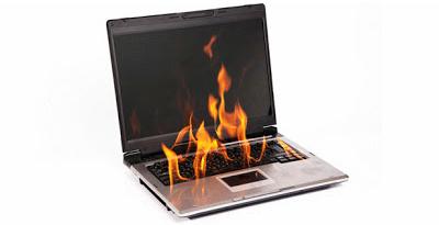 الأسباب التى تؤدى إلى إرتفاع درجة حرارة حاسوبك وبعض النصائح لحل تلك المشكله